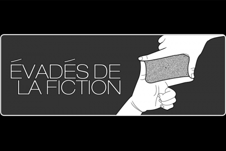 Logo : Evades de la fiction