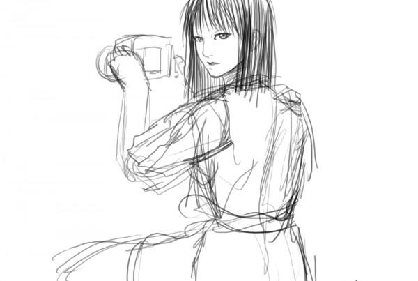 (EYR) training sketch
